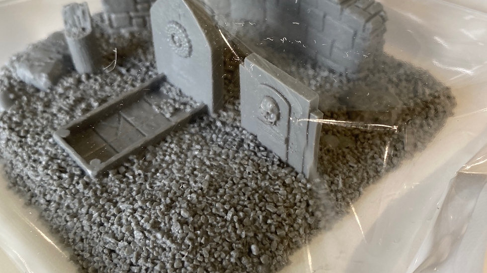 TWS G11 GRAVE YARD SECTION