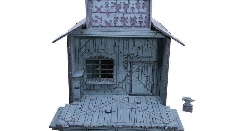Red Oak Metal Smith