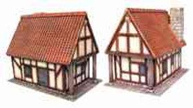 TWS H20 SINGLE STOREY TIMBER FRAMED HOUSE