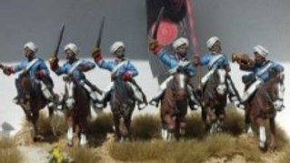 CAV07 Bengal Light Cavalry (Turban)