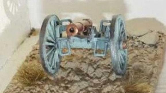 ART01 6lb Indian Pattern Horse Artillery Gun