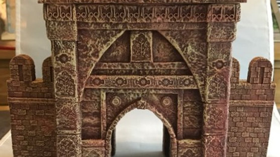 ME04 Middle Eastern Fortress Gate(PRE-ORDER)
