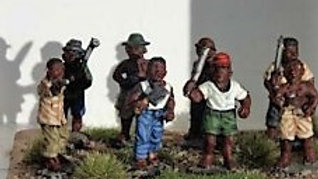 T0007 20mm African Civilian Mob
