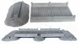 TWS SF28B STEEL PLATED BRIDGE EXPANSION SET