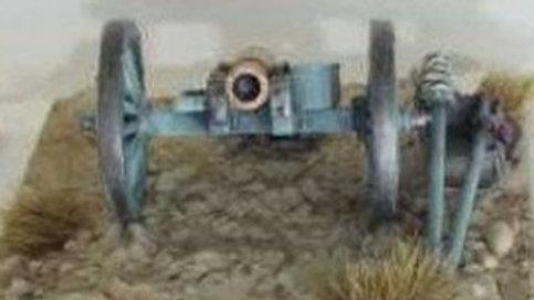 ART02 12LB Howitzer