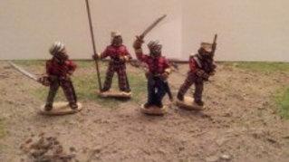 EIC21 Scots Command (doublet)