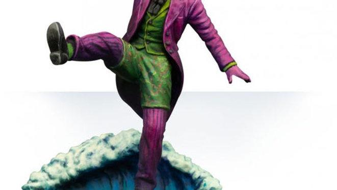 Joker Classic TV Series Knight Models SKU KM-BTV002