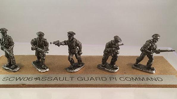 SCW06 ASSAULT GUARD PLATOON COMMAND