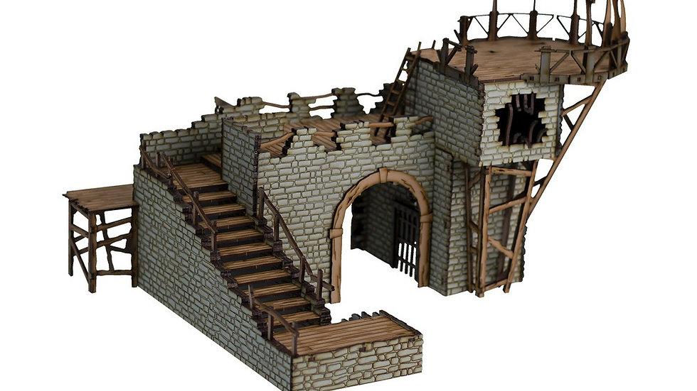 Gloomburg - Gatehouse