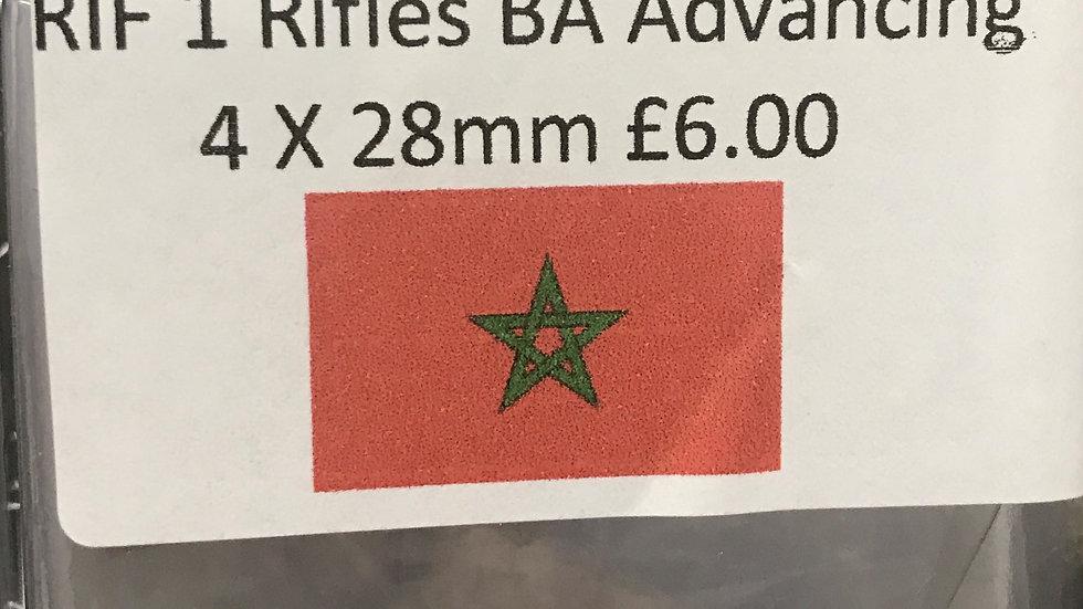 RIF1 Rifles BA Advancing 4x28mm