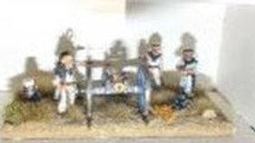ART13 Naval Brigade Artillery Crew