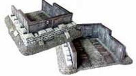 SF34 Sci Fi/Fantasy Tank Enplacement