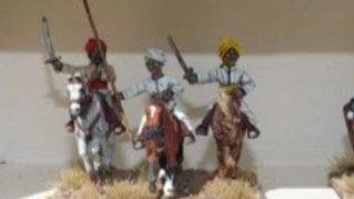 CAV17 Irregular Indian Horse