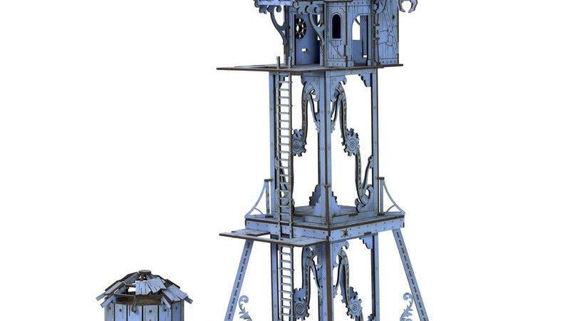 Red Oak Watchtower