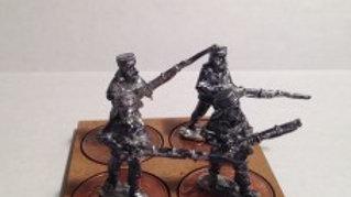 EIC24 British Infantry in Ragged Uniform