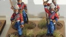 EIC23 British Infantry Command with Airpipe Helmets