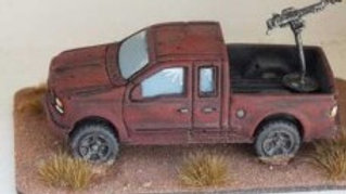 T0014 20mm African Toyota Land Cruiser