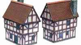 TWS H21 TWO STOREY TIMBER FRAMED HOUSE