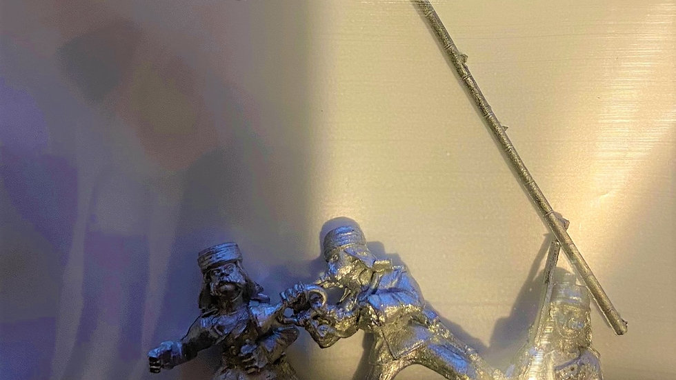CAV19 British Lancers Command