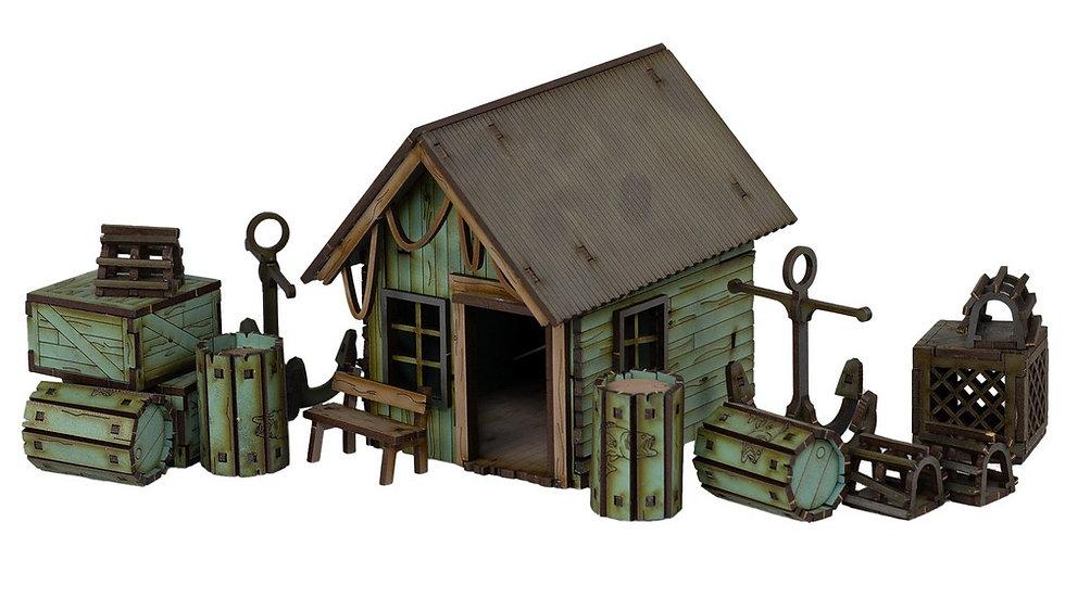Dunsmouth - Fisherman's Hut