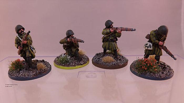 G5: Greek Riflemen 3