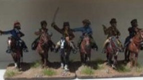 CAV15 Volunteer Gentlemen Horse