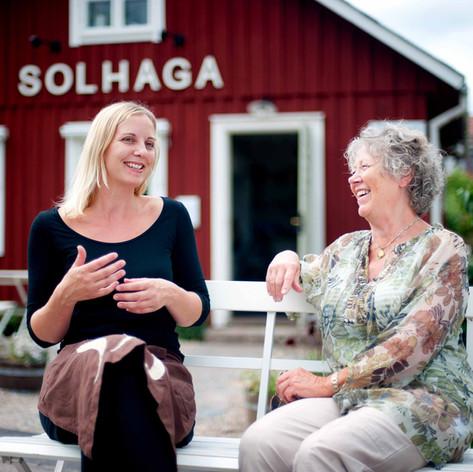 Solhaga Bageri, Slöinge