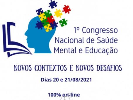 1º Congresso Nacional de Saúde Mental e Educação