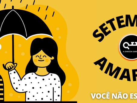 Setembro Amarelo: mês de conscientização da prevenção ao suicídio