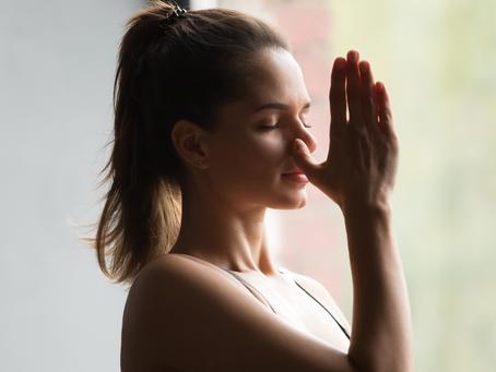 Técnicas de respiração para reduzir a ansiedade