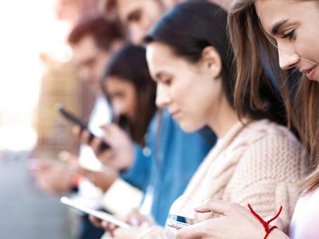 Os impactos das redes sociais na saúde mental