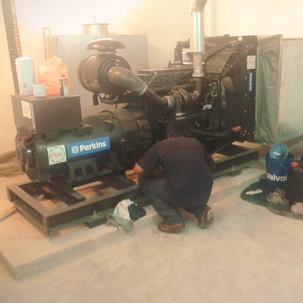 Machinery Power Management