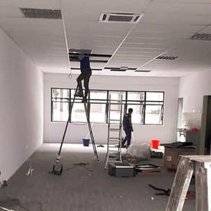 Re-wiring