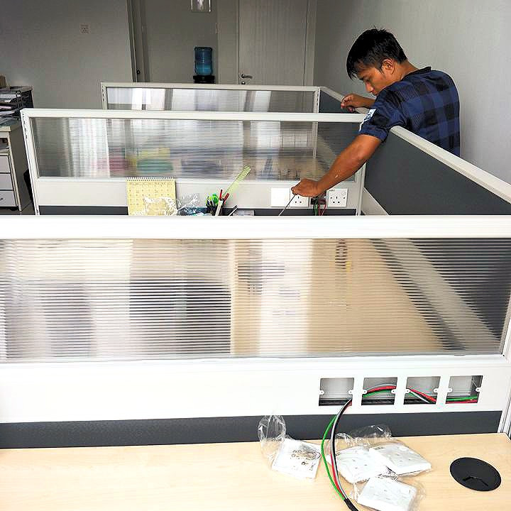 Workstation Wiring