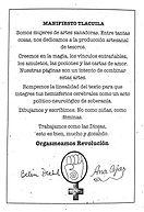 Manifiesto Tlacuila