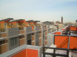 MADISON TOWNHOMES
