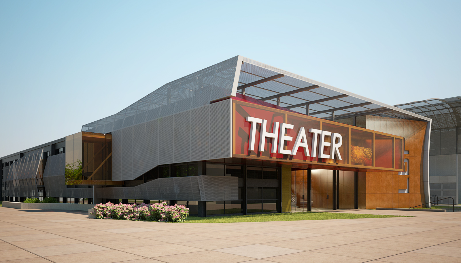 Theater Entry