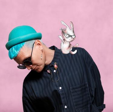 Per Störby Jutbring The Thief Bunny Society 1