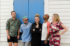 New Tide Orquesta in New Orleans2018