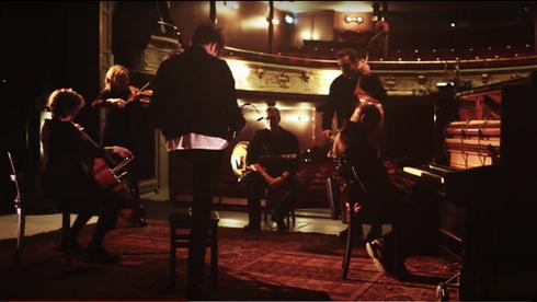 New Tide Orquesta - The Red Circle