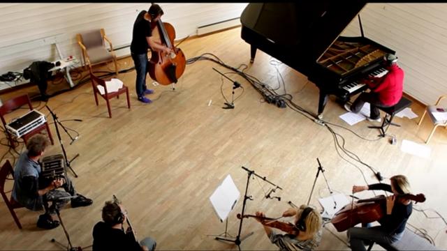 New Tide Orquesta – Buffalo Stance