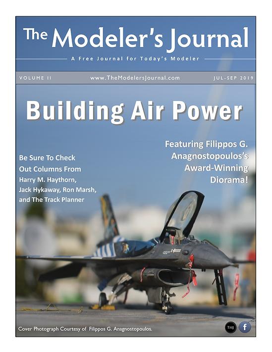 The Modeler's Journal - July - September