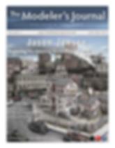 The Modeler's Journal - Cover - January