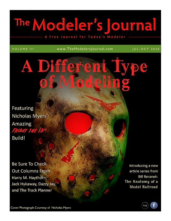 The Modeler's Journal - July - October 2