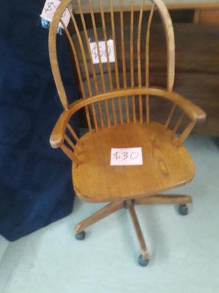 Armed Desk Chair