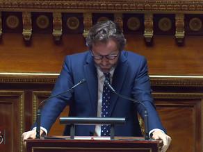 Emmanuel CAPUS : PPL visant à adapter la fiscalité de la succession aux enjeux économiques du XXIè s
