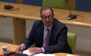 Franck MENONVILLE : Pré-débat au Conseil Européen des 18 et 19 Juin 2020