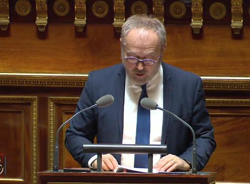 Joël GUERRIAU : PPL Création d'un fonds d'urgence pour les Français de l'étranger