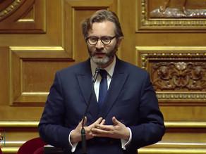 Emmanuel CAPUS : Débat après la déclaration du Gouvernement relative aux innovations numériques