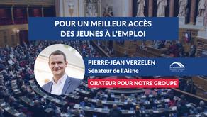 Pierre-Jean VERZELEN : Pour un meilleur accès des jeunes dans la fonction publique - les entreprises